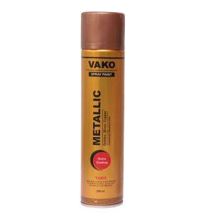 اسپری رنگ طلایی VAKO